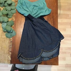 Double Zero Dresses - Adorable mini dress